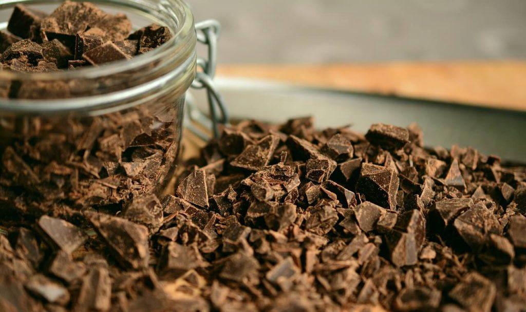 Waarom je gelukkig wordt van chocolade